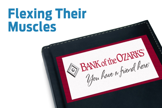 Bank of the Ozarks Responds to 'Say on Pay' Vote