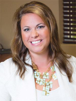 Brooke Andrews Best Insurance Agents 2014 Little Rock
