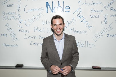 Noble Impact CEO Eric Wilson Charts New Course in Student Engagement
