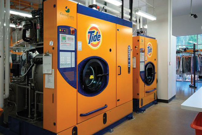 Tide Dry Cleaners Opens 2 Sites in Little Rock