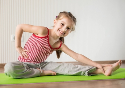 Wonderkids Yoga Offers Classes for Children with Special Needs