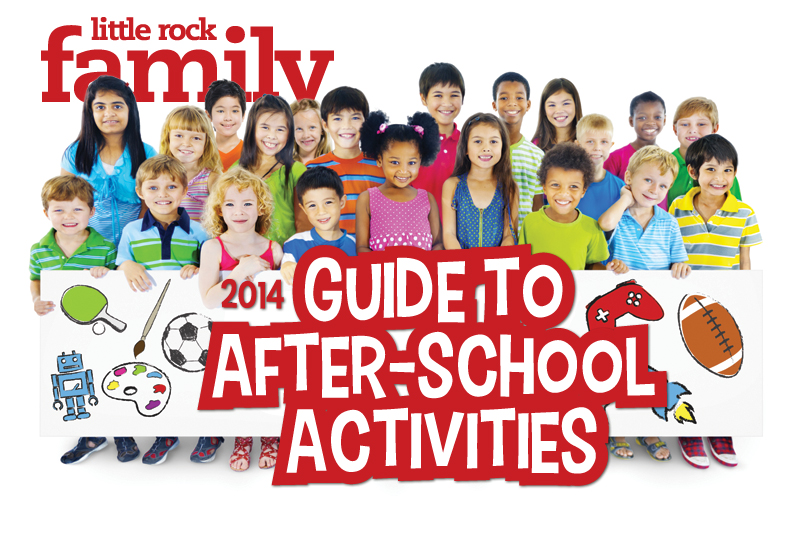 rock family 2014 guide to after school activities little rock family