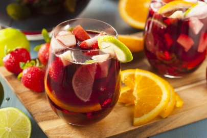 Taste of Tuesday: Summertime Sangria from Colonial Wines & Spirits