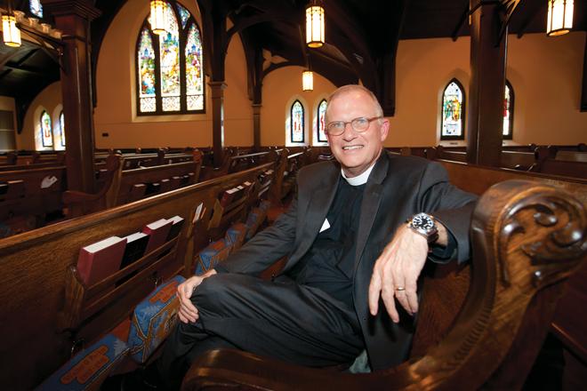 Trinity Renewed: Keller Links Health of Episcopal Church to Community