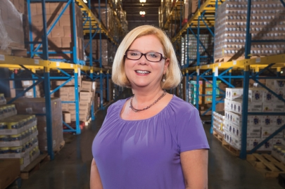 Arkansas Foodbank's Rhonda Sanders Serves Full Menu of Events for Hunger Action Month