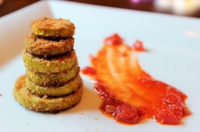Taste of Tuesday: Farm-to-Market-to-Table Zucchini Parmesan Crisps