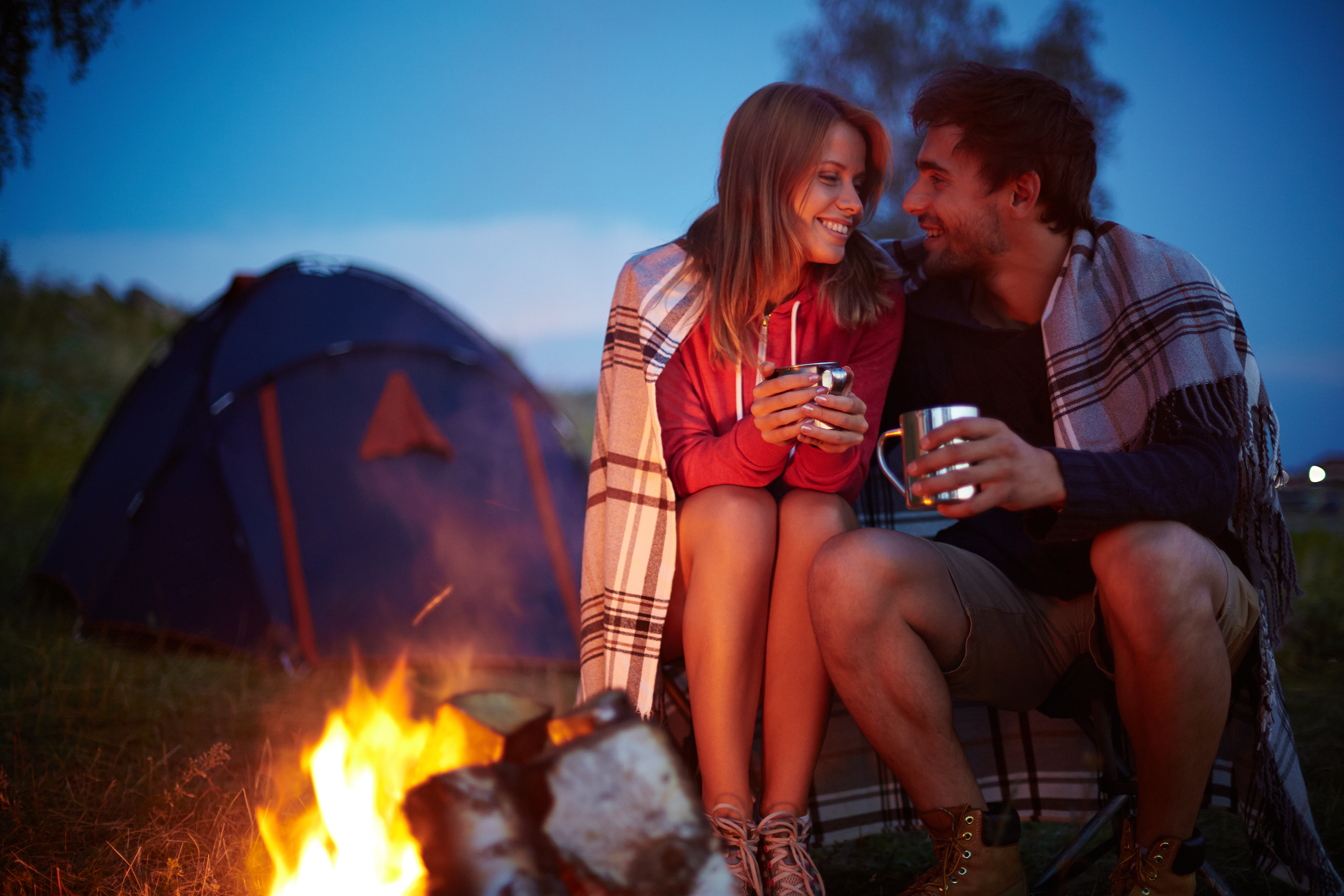 Dating for camping