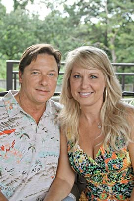 Paul Edmonson, Kathy Cotter