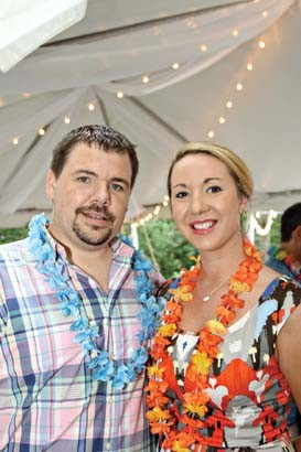 Scott and Alyssa Schuldt
