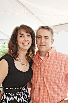 Suzanne and Chuck Peyton