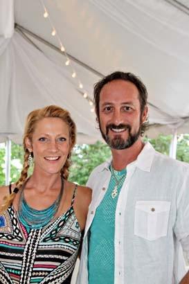 Bridget and Christian Shuffield