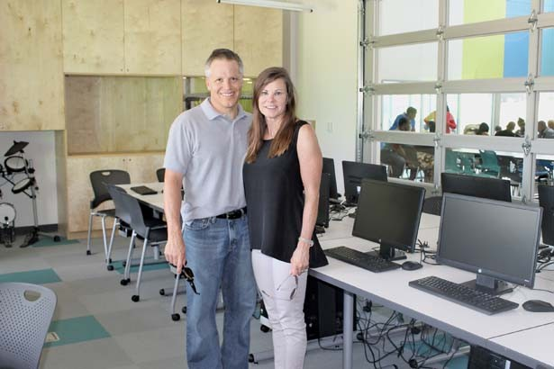 Scott and Janet Korenblat
