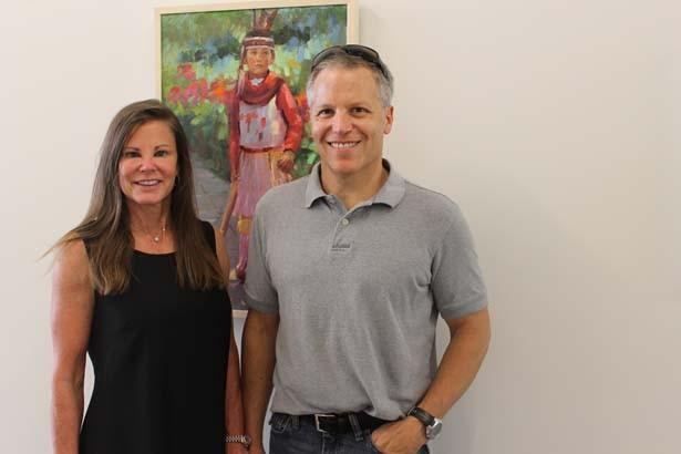 Janet and Scott Korenblat