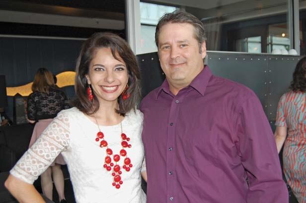 Christina Muñoz Madsen and David Madsen