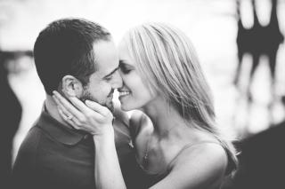 Arkansas Engagement: Jessica Carraher & Christopher Black of North Little Rock
