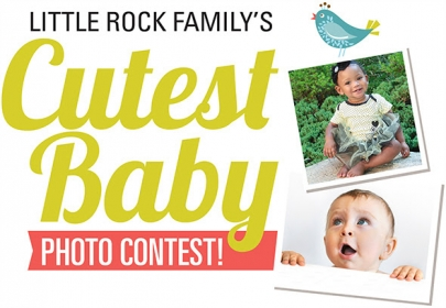 Enter Little Rock Family's Cutest Baby Photo Contest!