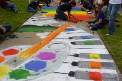 5 Events for Weekend Fun: Sidewalk Chalk, Teddy Bear Picnic and More