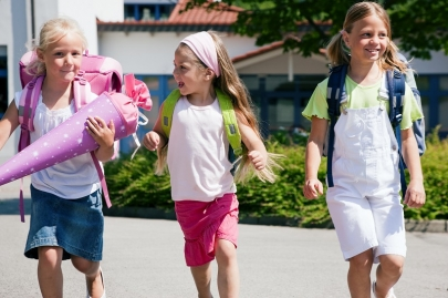 Registration Open for Walk to School Day on Oct. 8
