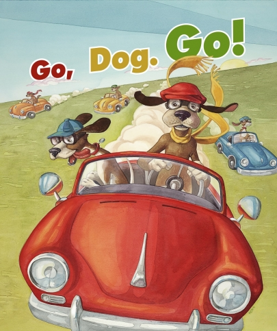 Win Tickets to Go, Dog. Go! at Arkansas Arts Center Children's Theatre