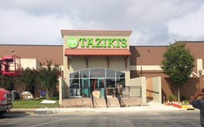 McCain Mall Taziki's Grand Opening Benefits The Call in Pulaski County