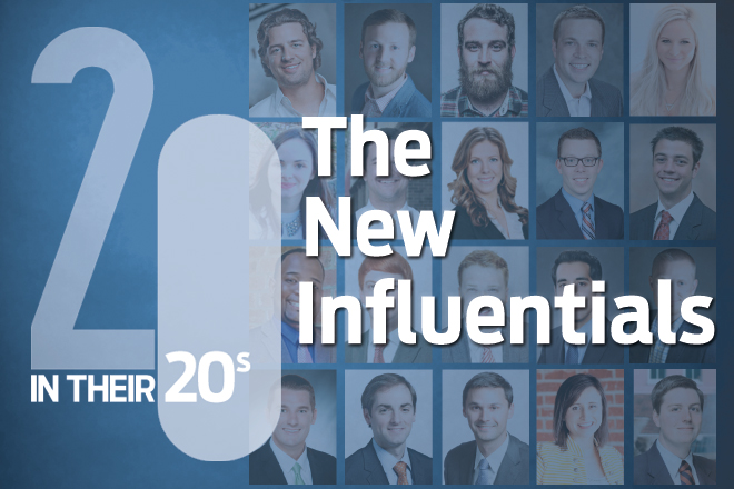Arkansas Business Presents 2014's 'The New Influentials: 20 In Their 20s'