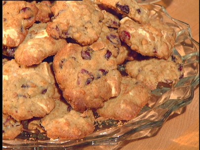 Taste of Tuesday: Pumpkin Oatmeal Cookie Recipe From P. Allen Smith