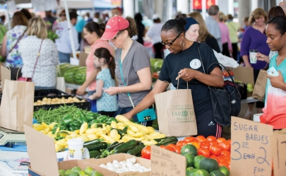 Little Rock Farmers' Market Opens May 2 with Free Family Events