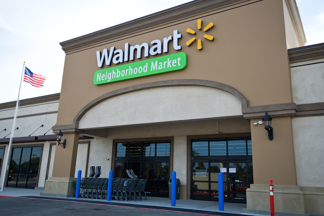 Wal-Mart's Shutdown Creates New Food Deserts
