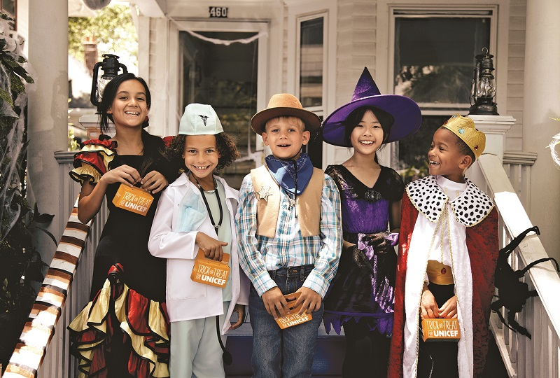 trick or treat for unicef halloween costumes - Trick R Treat Halloween Costume