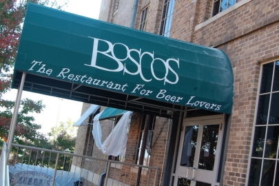 Boscos Closes River Market Location