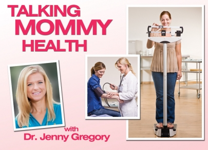 Dr. Jenny Gregory on the Biggest Challenges Facing Women's Health