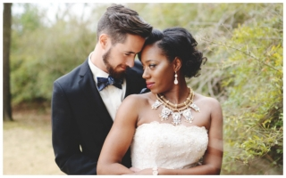 Bridal Trend: Statement Necklace