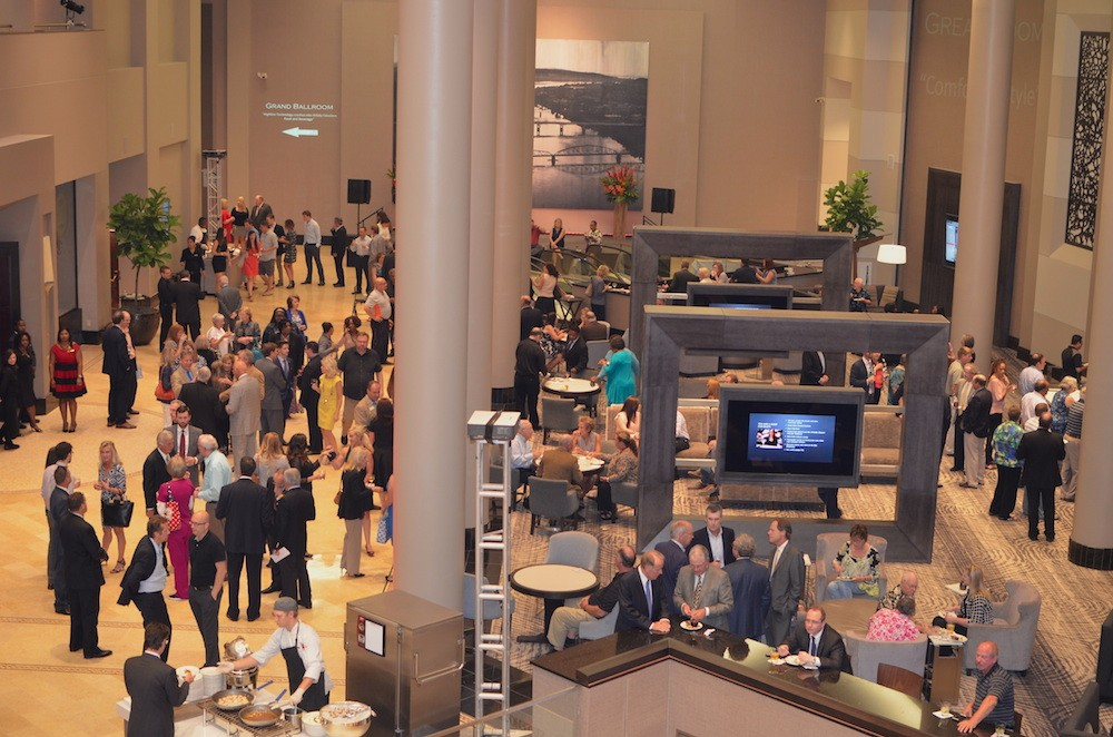 Little Rock Marriott Grand Reopening