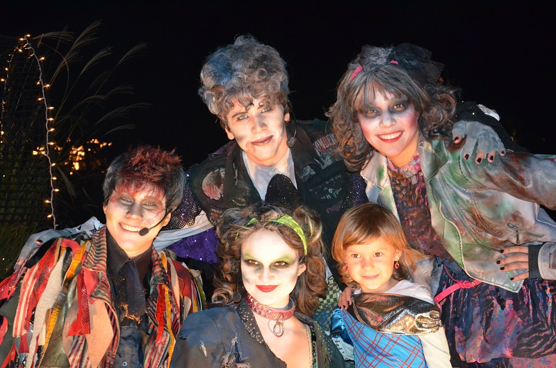 magic screams spooky fall festival is back at magic springs little rock family