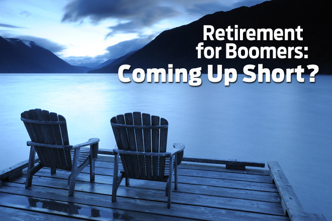 More Baby Boomers' 401(k) Plans Not Financially Ready for Retirement