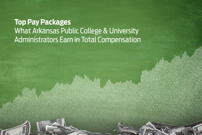 Top College Officials See Sizable Pay Raises