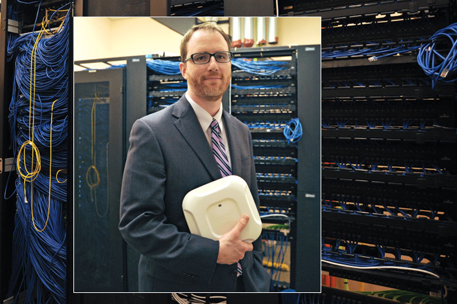 UA Confronts Old Infrastructure to Make Campus Wireless