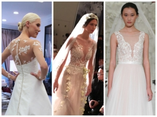 8 Trends from Bridal Fashion Week in NYC—Part II of II