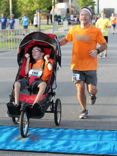 Easter Seals Rollin' on the River 5K Returns