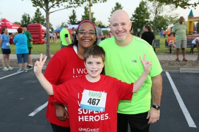 Sign up for Easter Seals' Rollin' on the River 5K Race/2K Walk