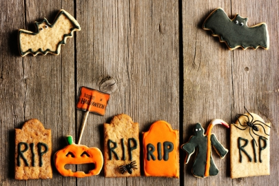 Taste of Tuesday: Boo! 5 Homemade Halloween Treat Ideas