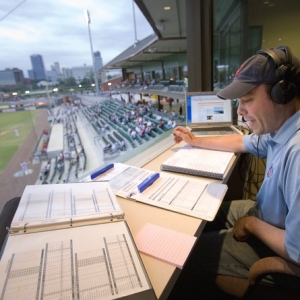 Phil Elson Named Voice of Razorbacks Baseball, Women's Basketball