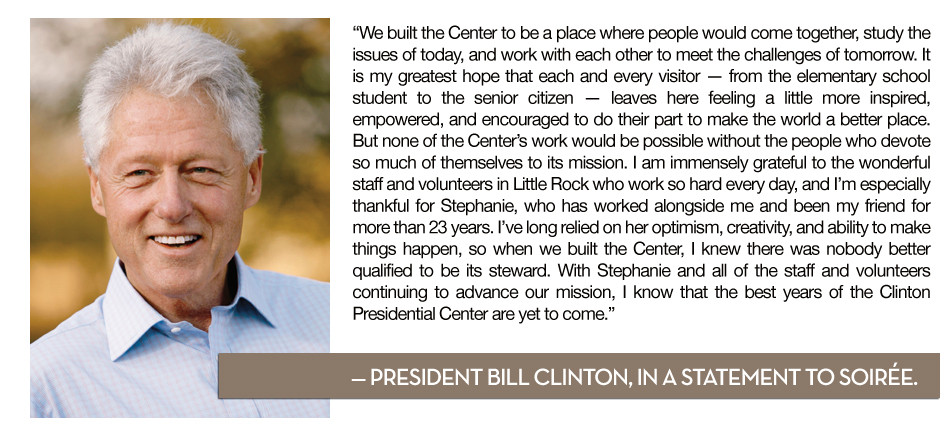 Stephanie Streett's Work with Clinton Foundation Good Prep for ...