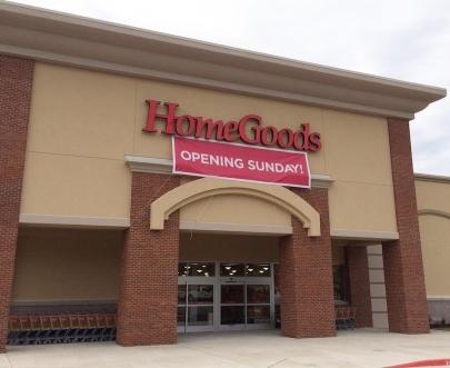 HomeGoods Opens Sunday at Promenade