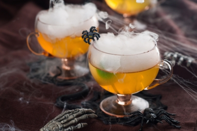 Taste of Tuesday: 4 Spooky Cocktail Recipes