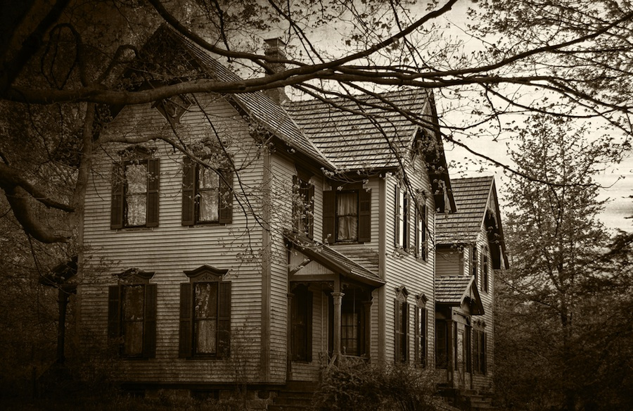 haunted house check haunted house