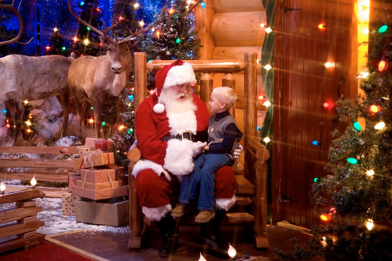 Where to See Santa Claus in Little Rock and Central Arkansas ...