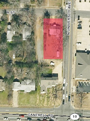 LR Planning Commission Rejects Regions Bank Rezoning Request in the Heights