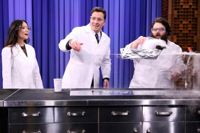 Watch: Museum of Discovery's Kevin Delaney On The Tonight Show