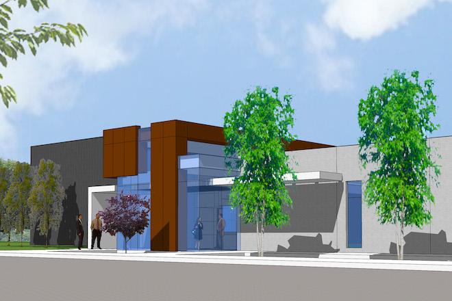 Entergy Breaks Ground on New $23M Center in Little Rock
